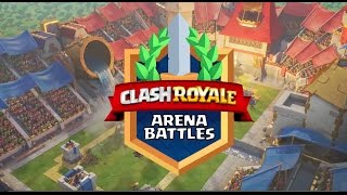 Clash Royale: Arena Battles Trailer