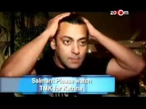 Salman's request for Katrina