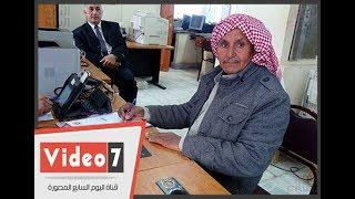 10 آلاف و500 توكيل لترشيح السيسي بجنوب سيناء
