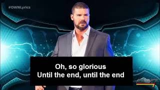 """WWE Bobby Roode """"Glorious Domination"""" Theme Song with LYRICS 2016 [HD]"""