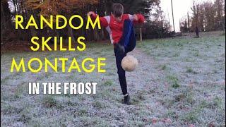 Random Football Montage!!