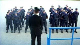 Vivi Le Forze Armate - Arma Dei Carabinieri - 1° Corso 2010 - Reggio Calabria - Marcia 2° Plotone