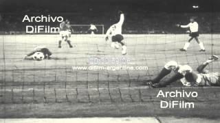 DiFilm - West Germany vs Mexico - Friendly International Match 1971