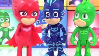 Disney Junior PJ MASKS, Toy Surprise Boxes, Candies, M&M