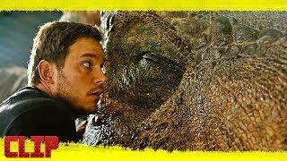 "Jurassic World 2: El reino caído ""Detrás de cámaras"" Subtitulado"