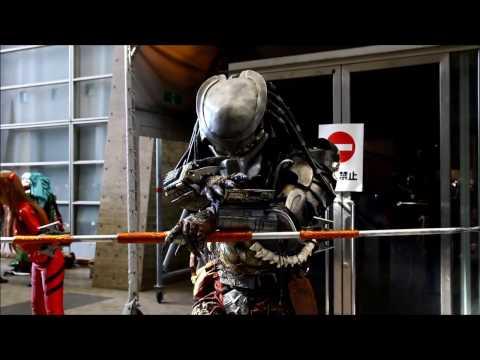 Alien vs. Predator, AVP cosplay japan
