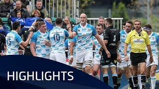 Glasgow Warriors v Leinster Rugby (P3) - Highlights – 21.10.2017