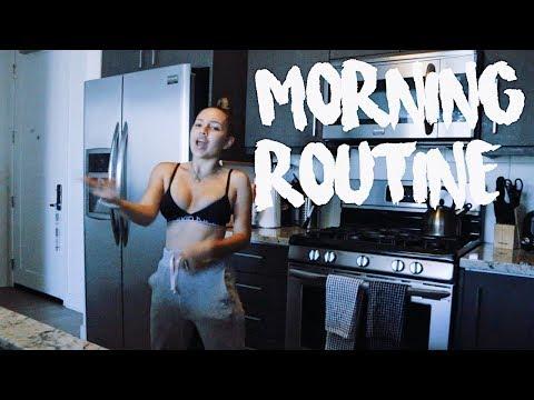 Xxx Mp4 MORNING ROUTINE 2017 ♡ Nathalie Paris 3gp Sex