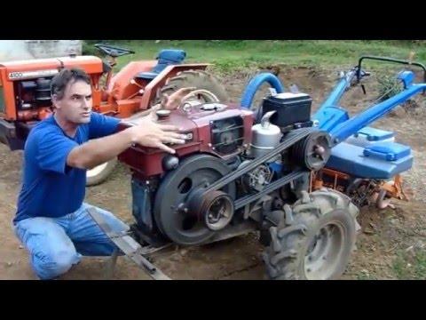 Diferenças entre Motocultivador MicroTrator e Trator Pequeno