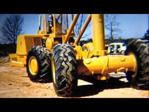 Log Skidder Electric Arch