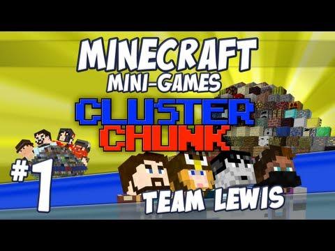 Minecraft Cluster Chunk Team Lewis 1