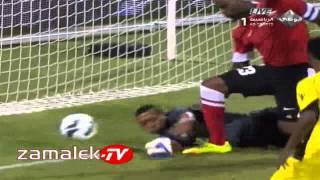 اهداف الوصل والاهلي 2-2 الدوري الاماراتي
