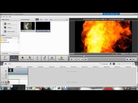 Xxx Mp4 AVS Video Editor 6 1 Chromakey Effect Fire 3gp Sex