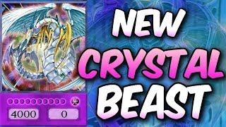CRYSTAL HAMON vs TRAP URIA! (Yu-gi-oh God Card Deck Duel!)