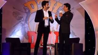 Manish Paul & SRK funniest ever