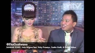 BANDAR TOGEL - Arya Wiguna, Vicky Prasetyo Ft. Eka Gustiwana