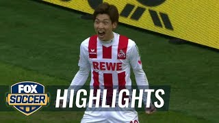 FC Koln vs. Hannover 96 | 2017-18 Bundesliga Highlights