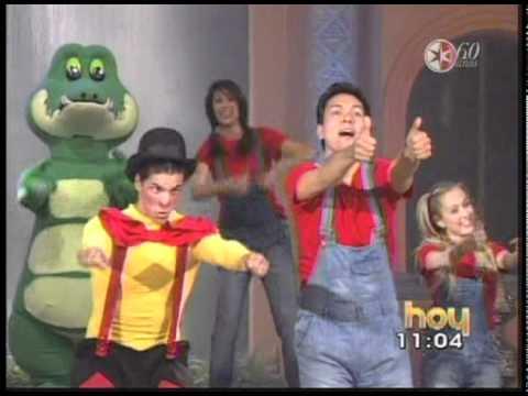 CANTAJUEGO Programa Hoy cantando Chuchuwá