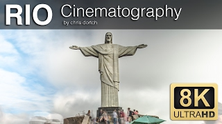 Everyday Rio in Ultra HD 8K/4K Nikon Everyday Cinema Video Contest, D800