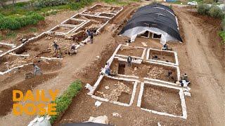 9,000 Year-Old Settlement Discovered Near Jerusalem