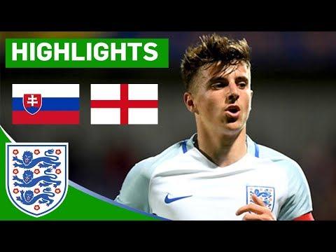 Xxx Mp4 Stoppage Time Equaliser Dampens Great England Performance Slovakia U19 V England U19 Highlights 3gp Sex