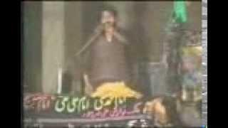 zakir waseem bloch at Bhekay wal Lahore shahadat imam hussain a.s
