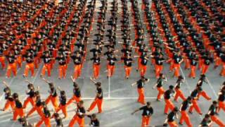 Dancing Inmates - Michael Jackson's This Is It