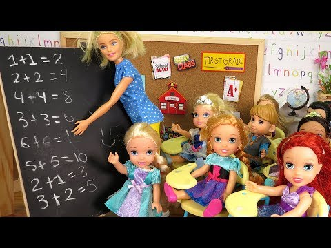 MATH Test Elsa and Anna toddlers at School Who s cheating Pet hamster