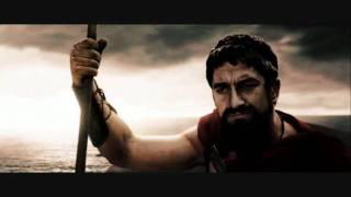 300 - Escena Leónidas y Efialtes
