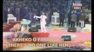 Winners Chapel Praise (Hosanna Night Praise 1 {2015})