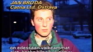 1992 -12-31 MTV Kymmenen Uutiset (Kanavanvaihtokarnevaalit)