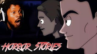 NEVER GO HITCHHIKING. | Reacting To Scary Horror Stories (SSS)