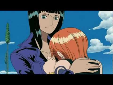 One Piece - Epic Nami and Zoro Scene