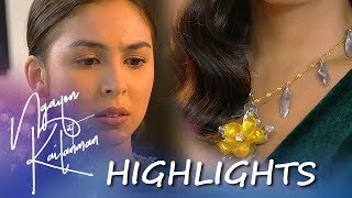 Ngayon At Kailanman: Eva is surprised to see Rebecca's necklace | EP 40