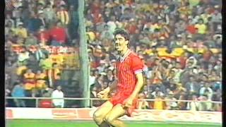 European Cup Final penalty shootout 1984