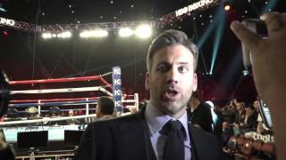 Max Kellerman On Gennady Golovkin vs Gilberto Ramirez @ 168 If No Canelo Khan Saunders Fight