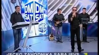 Mile Kitic - Rastajemo se mi, Sudbina me na put salje - Live - DM SAT