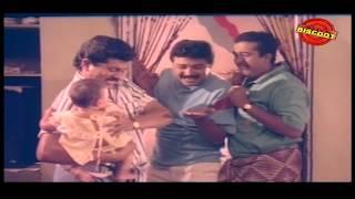 Thooval Sparsam Malayalam Movie Comedy Sence saikumar mukesh jayaram