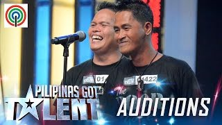 Pilipinas Got Talent Season 5 Auditions: Poor Voice - Male Singing Duo