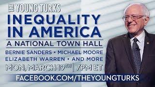 Bernie Sanders Interview on Inequality in America