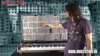 Dr. Modular - Analog Synthesizer Workshop  [Teil 2]