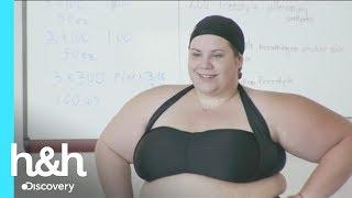 Whitney Thore en un día de sirena: natación por primera vez - Gran-Diosa l Discovery Channel