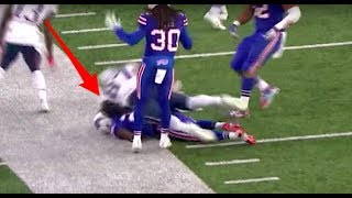 NFL: DIRTY Plays of '17-18 Season (So Far) || Pt1 ||