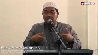 Pengajian Islam: Ilmu Syukur, Pentingnya Bersyukur Dan Cara Bersyukur - Ustadz Firanda Andirja, Ma.