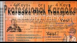 ek paheli hai tu Kishore Kumar Karaoke www MelodyTracks com