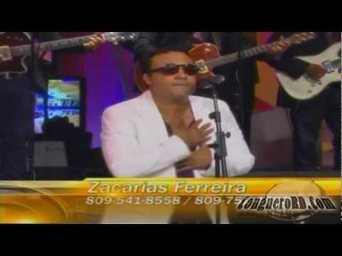Zacarias Ferreira En Vivo Extremo A Extremo Sept 15 2011