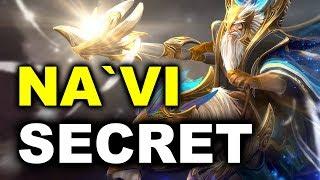 NAVI vs SECRET - Match of the Day! - Summit 7 DOTA 2