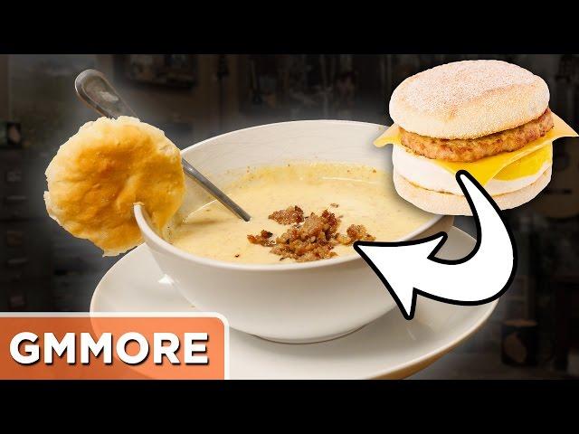 Breakfast Biscuit Soup Taste Test