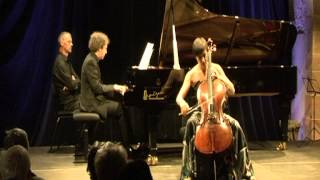 """Franz Schubert : Sonate pour violoncelle et piano """"arpeggione"""" en La mineur D 821"""
