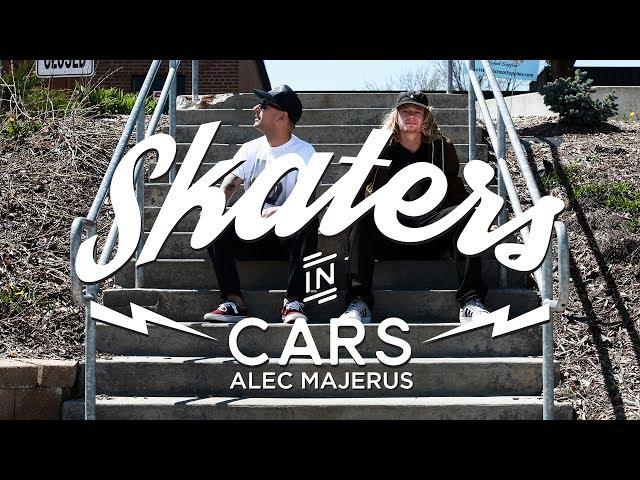 Skaters in Cars: Alec Majerus   X Games
